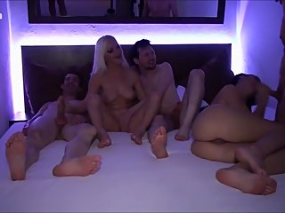big dick,brunette,blonde