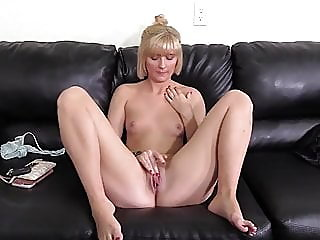 blonde,creampie,cum in mouth